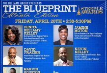 THE BLUEPRINT Music Business and Faith-Based Marketing Seminar Held During The Steeple Awards Friday, April 20 In Atlanta