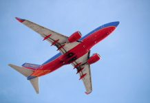 One passenger dead after Southwest Airlines flight makes an emergency landing