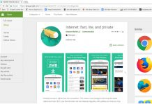 Amazon made an efficient Android browser called Internet, and it's now available in India
