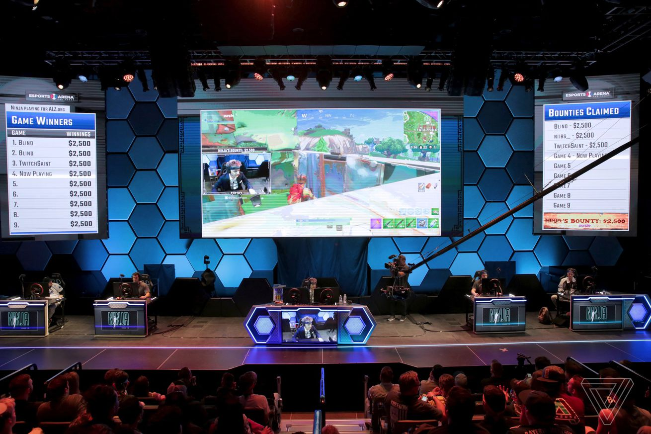 Here are the 4 best moments from the first big Fortnite e-sports