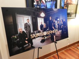 """Bounce TV's """"Saints & Sinners"""" Season 3 Returned With Levi & Jabari's  Takeover Mission In Episode 1"""