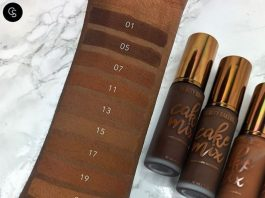 Beauty Bakerie Makes History as They Launch Their Foundation Shades That are Numbered From the Dark to Light!
