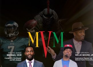 Mike Vick Announced as Guest Speaker for the 2018 Mighty Men of Valor Conference