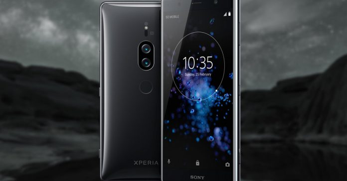 Sony's Xperia XZ2 Premium has a 4K display and cameras built for 'extreme' low-light shooting